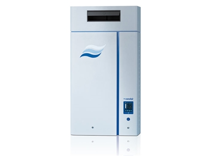 Condair EL steam humidifier with fan unit