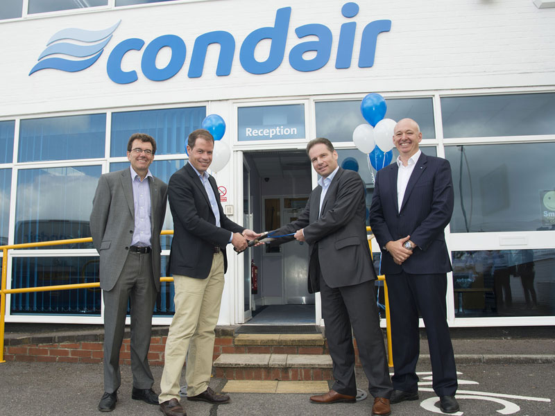 Js Humidifiers Rebrands To Condair