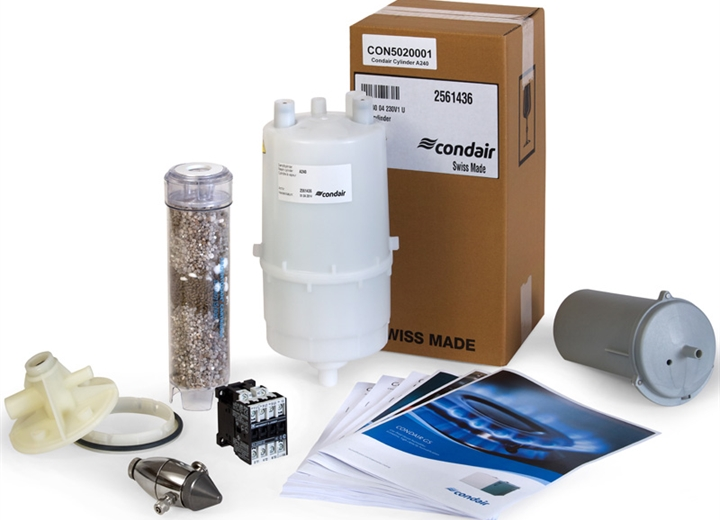 spare parts for humidifier and humidification systems