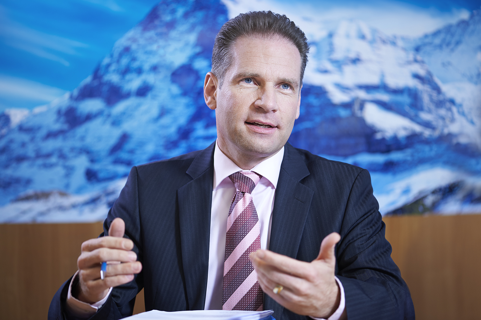 Oliver Zimmermann, CEO Condair Group