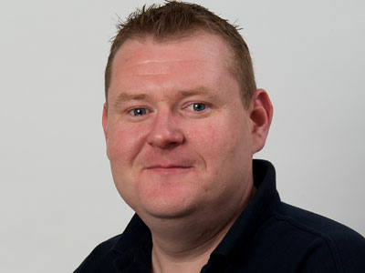 Dave Bull, Business Development & Applications Manager, Condair plc
